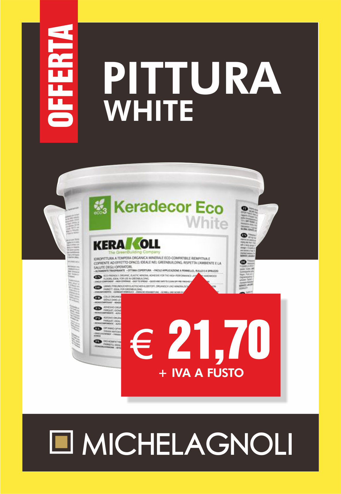 pittura white